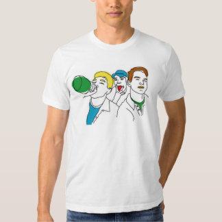 Drinking Buddies T Shirts
