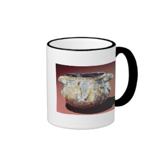 Drinking cup depicting Scythian soldiers Mugs