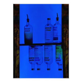 Drinking In The Blues. Photograph