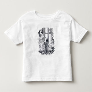 Drinking Mate in Buenos Aires Toddler T-Shirt