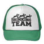 """""""Drinking Team"""" Bachelor Party Trucker Hat"""