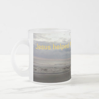 Drinking Vessels Frosted Glass Mug