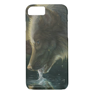Drinking wolf iphone 6/7 Case