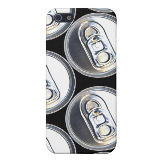Drinks Can Tops iPhone 5/5S Case
