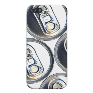 Drinks Can Tops iPhone 5/5S Covers