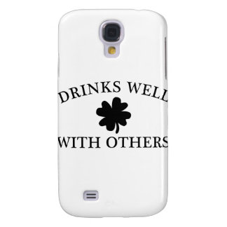 Drinks Well With Others Galaxy S4 Case