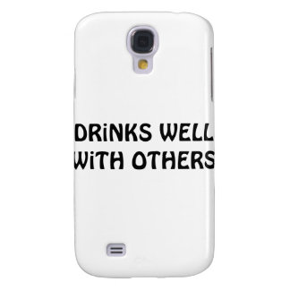 Drinks Well With Others Samsung Galaxy S4 Covers