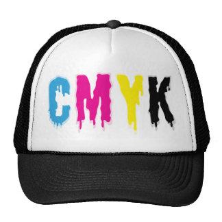 Dripping CMYK Cap