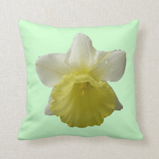 Dripping Daffodil Pillow