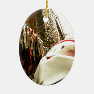 Dripping Gum Gnome Ornament