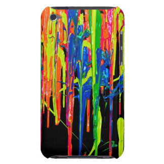Dripping Paint Barely There iPod Case
