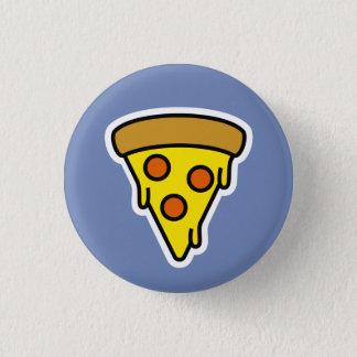 Drippy Pizza 3 Cm Round Badge