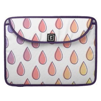 Drips - Rainbow Pattern Sleeve For MacBooks