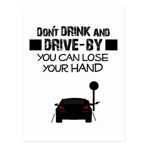 Drive-By Post Cards