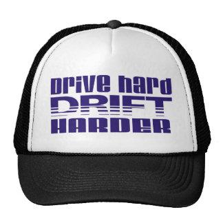 drive hard drift harder cap