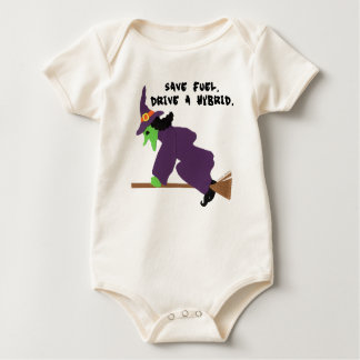 Drive Hybrid Witch Baby Clothes Rompers