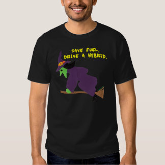 Drive Hybrid Witch Dark T-shirt