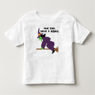 Drive Hybrid Witch Toddler T-shirt