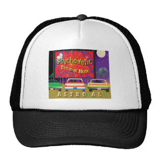 Drive In hat