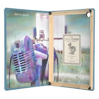 """drive in memories"" iPad Air DODOcase, Black Cover iPad Air Cover"
