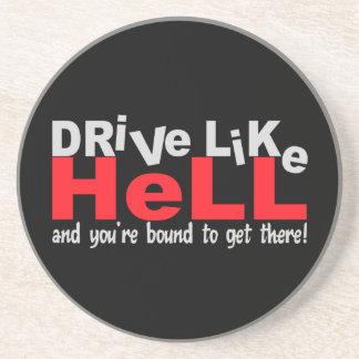 Drive Like Hell coaster