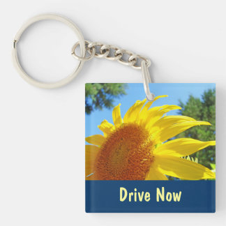 Drive Now Text Later keychains Driving Safe Safety