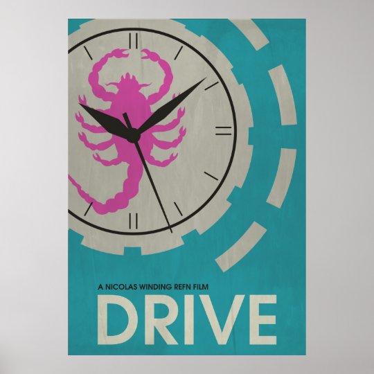 Drive - Original Minimalist Movie Poster