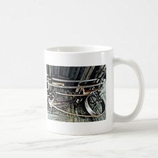 Drive Shaft Basic White Mug