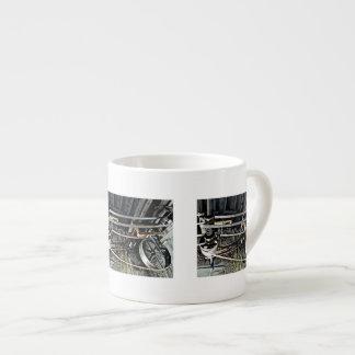 Drive Shaft Espresso Cups