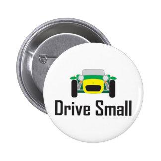 drive small super 7 6 cm round badge