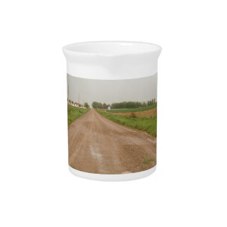 Drive Through A County Rainbow Drink Pitchers