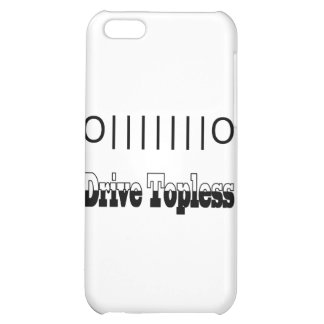 Drive Topless iPhone 5C Covers