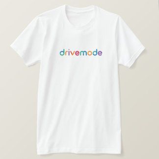 Drivemode Colourful T-Shirt