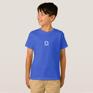 Drivemode Kids' Hanes TAGLESS® T-Shirt Dark
