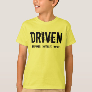 "DRIVEN KIDZ ""BRING IT COACH"" T-Shirt"