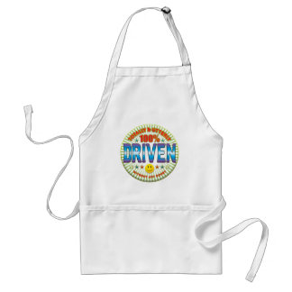 Driven Totally Aprons