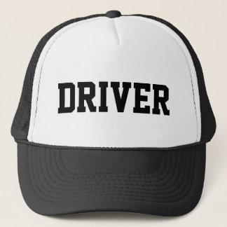 Driver Rideshare Chauffeur Taxi Transportation Trucker Hat