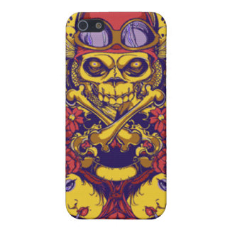 Driver skull iphone Case iPhone 5 Covers