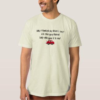 Driver test Men's T-Shirt