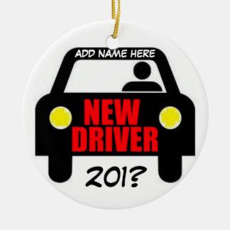 Drivers Training Keepsake Christmas Ornament