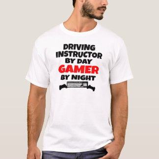 Driving Instructor Gamer T-Shirt