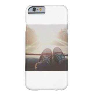 Driving Into the Sunset Phone Case