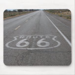 Driving Route 66 Mouse Pad