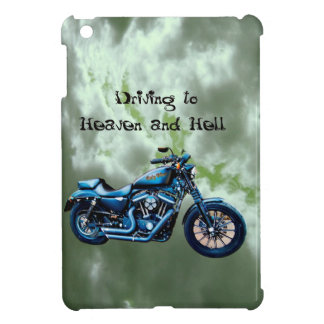 Driving to Heaven and Hell iPad Mini Covers