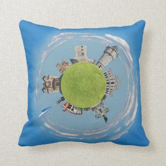 drobeta turnu severin tiny planet romania architec cushion