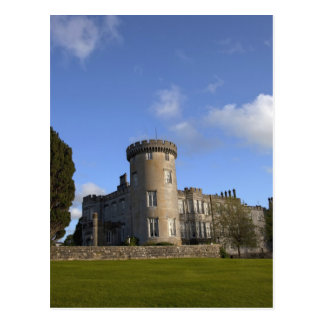 Dromoland Castle Hotel in Postcard