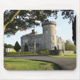 Dromoland Castle side entrance with no people Mouse Mat
