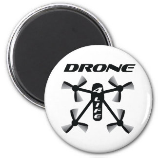 Drone 4 life Stickers Magnet