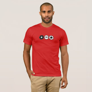 Drone Aerial Photographer MAVIC USA Hi Viz T-Shirt