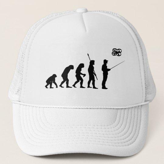 Drone Evolution Trucker Hat